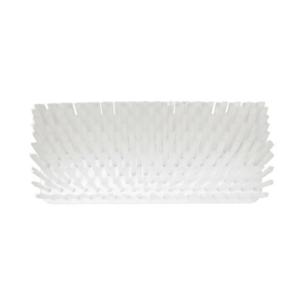 Brosse Hi-Lo fibres blanches