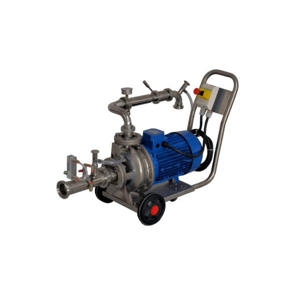 Flottateur Compact Clear Enoveneta 300 hectolitres