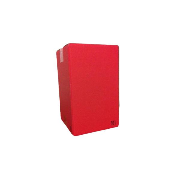 Carton BIB Color Box Rouge