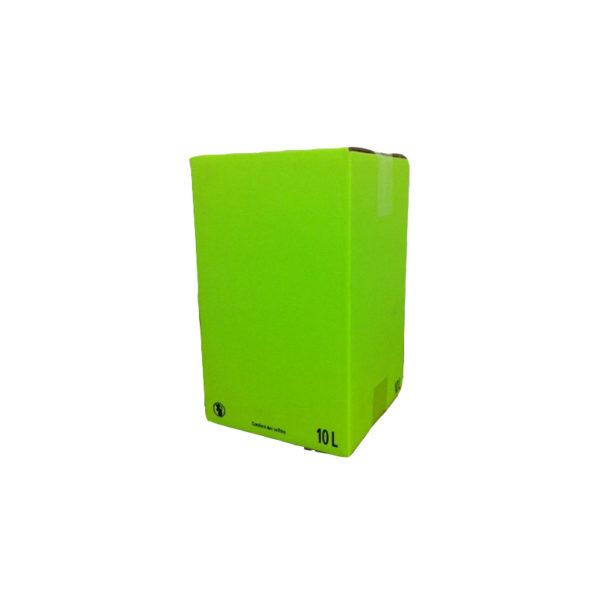 Carton BIB Color Box Vert