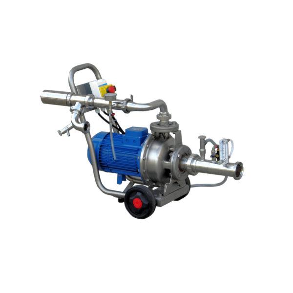 Flottateur Compact Clear Enoveneta 100 hectolitres