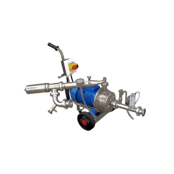Flottateur Compact Clear Enoveneta 150 hectolitres