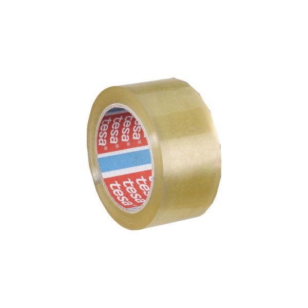 Rouleau adhésif PVC Strié transparent TESA