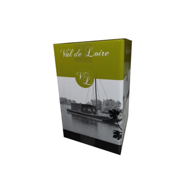 Carton BIB Val de Loire vert