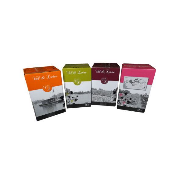 Gamme cartons BIB Val de Loire
