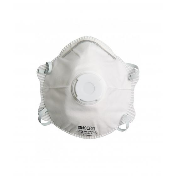 Masque anti poussière, Interieur masque