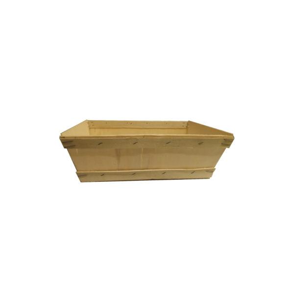 bourriche en bois profil