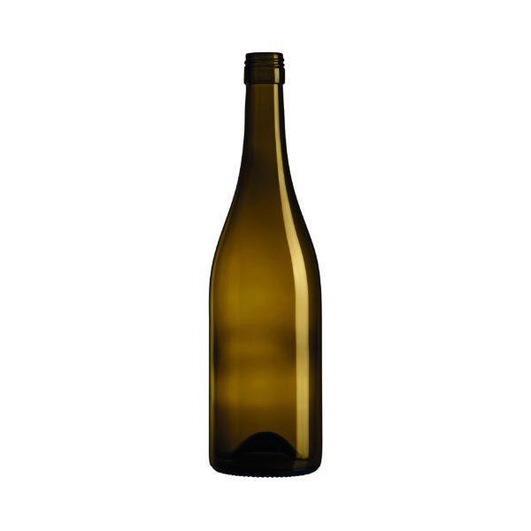 Bouteille Bourgogne Evolution Cannelle avec bague à vis
