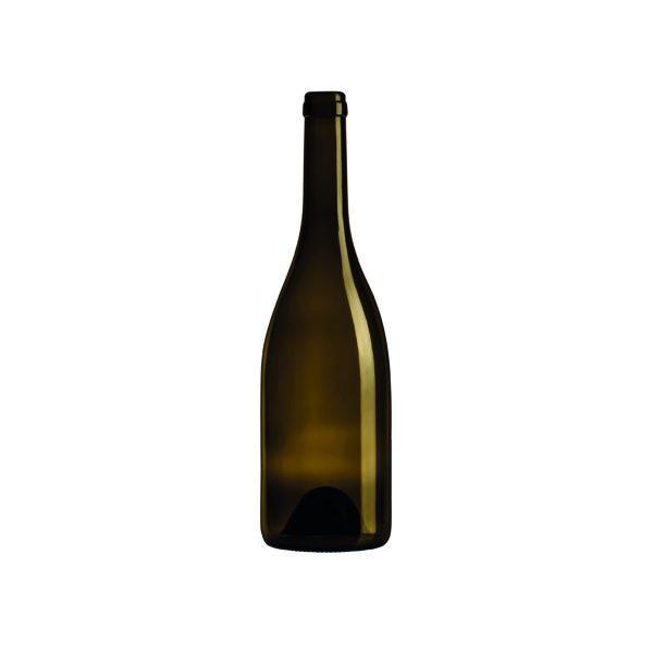 Bouteille Bourgogne Avantage Cannelle avec bague plate