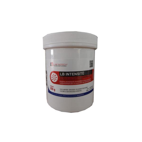Enzymes LB Intensite