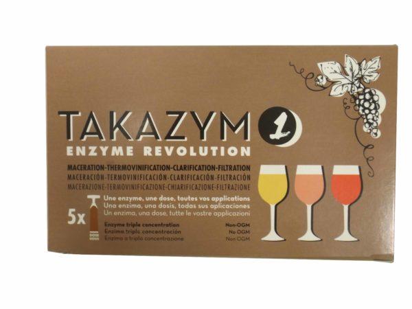 Enzymes TAKAZYM