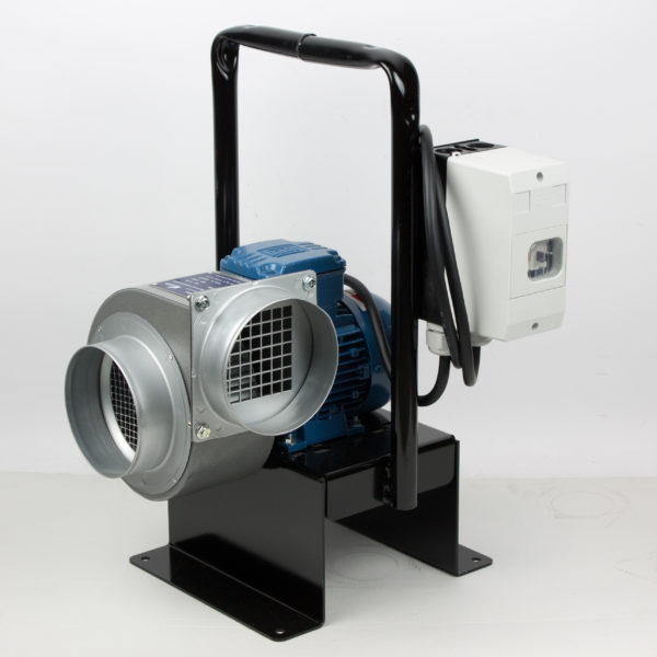 Extracteur centrifuge de CO2