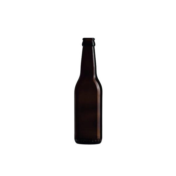 Bouteille bière Long Neck Ebène