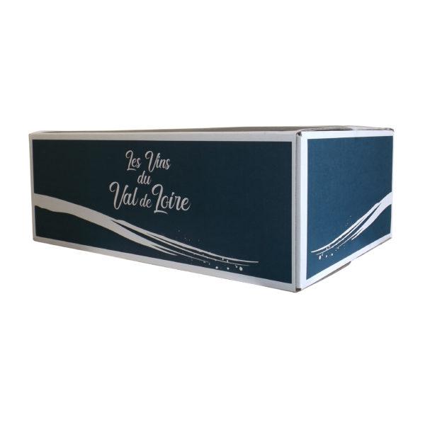 Carton 12 bouteilles Export val de Loire