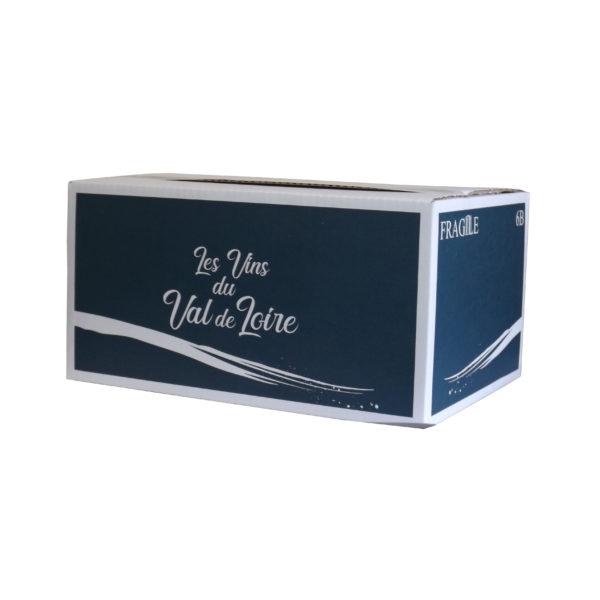 Carton 6 BSA impression val de Loire