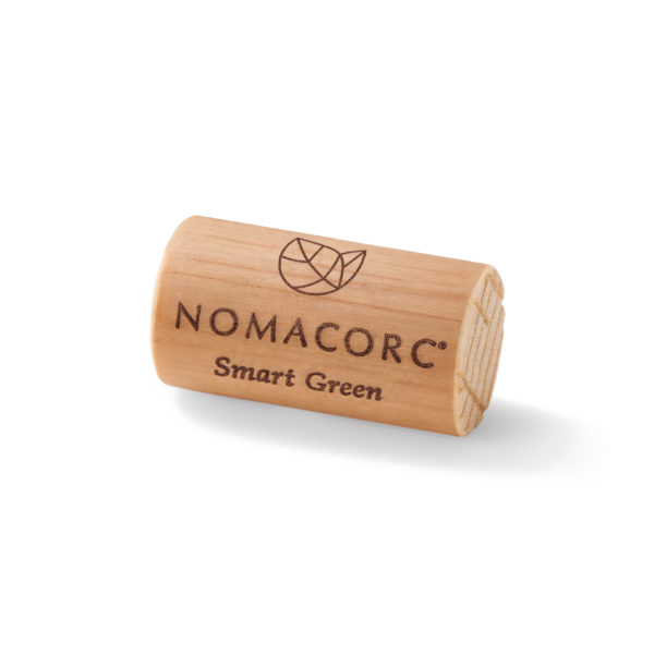 Bouchon Nomacorc Smart Green