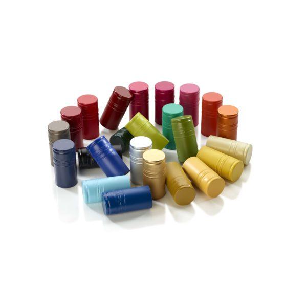 Gamme capsules neutres couleurs
