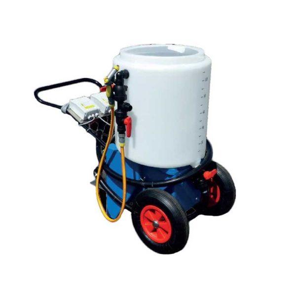 Mélangeur 110 litres