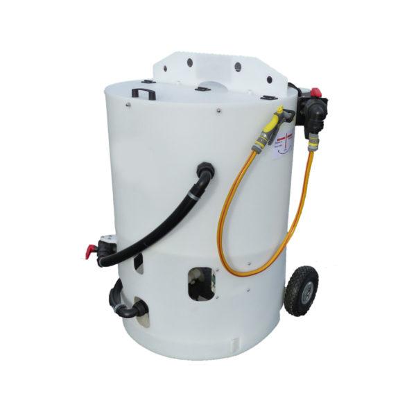 Mélangeur 250 litres