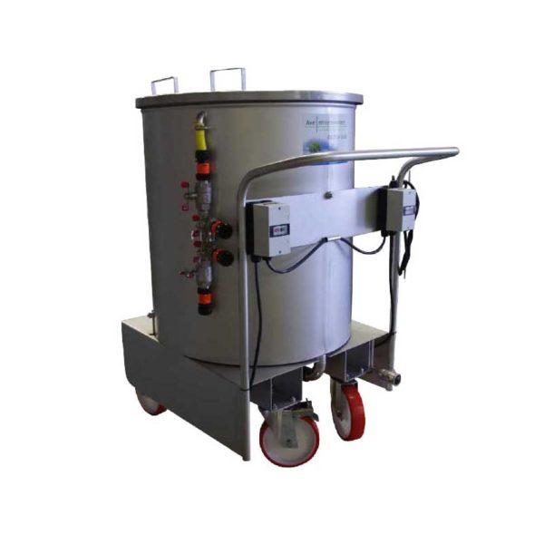 Mélangeur 300 litres